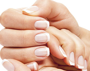 French Manicure Torbay