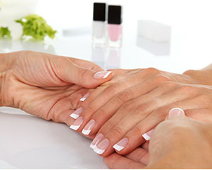 French Manicure Torquay